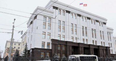 Аппарат губернатора и правительство области вырастут