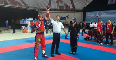 Челябинец Дмитрий Шахмухаметов – чемпион мира по кикбоксингу