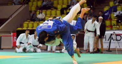 Челябинский дзюдоист стал главным героем международного командного турнира в Монако