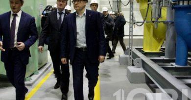 Японские технологии дали свой кислород цинковому заводу Челябинска